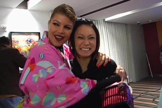 Koda Kumi has a cameo in Fergie's new video