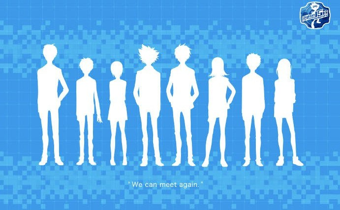 Character designs for new Digimon Adventure series made public