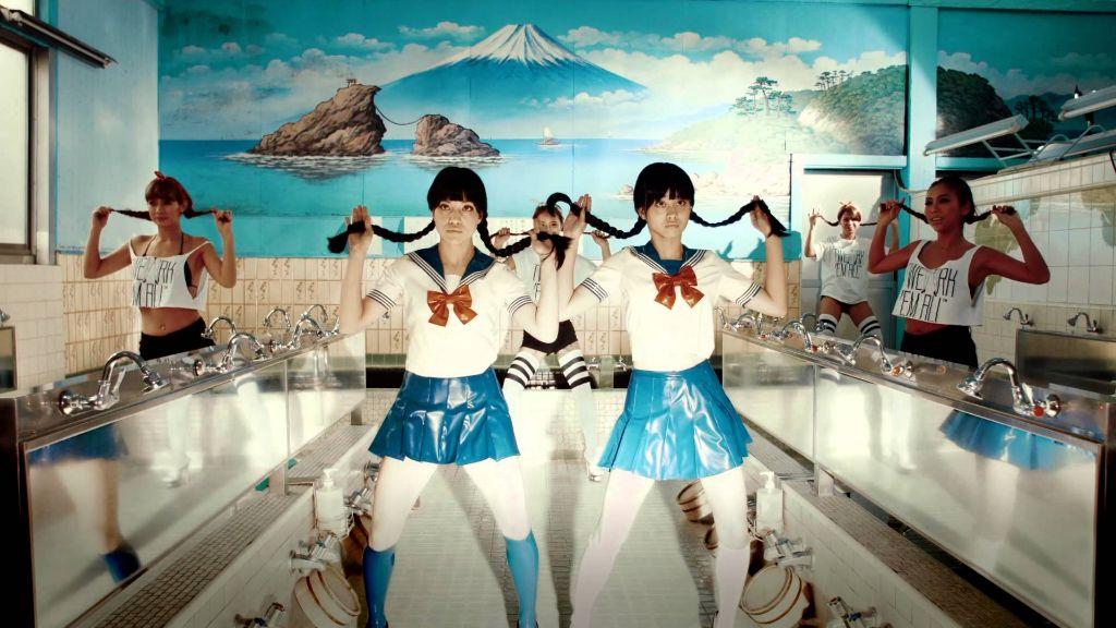 """FEMM: """"DANCE IS NOT A CRIME""""; dances against Japan's dance ban"""