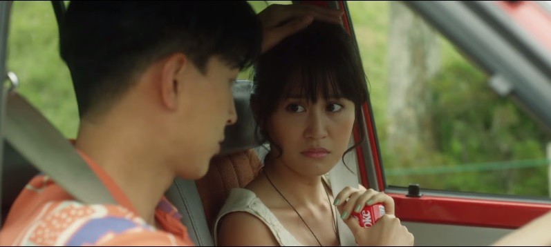 "Teaser for ""Initiation Love"" Starring Matsuda Shota and Maeda Atsuko"