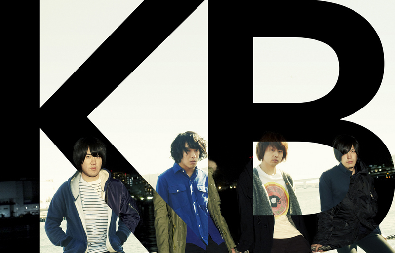 "KANA-BOON to release their second major album ""TIME"" early next year"