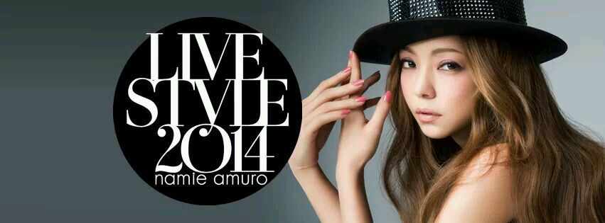 Details on Namie Amuro's Live Style 2014 video release