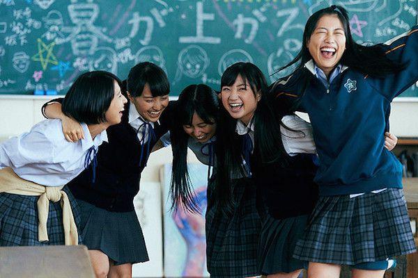 "New Trailer for ""Maku Ga Agaru"" Featuring Momoiro Clover Z Released"