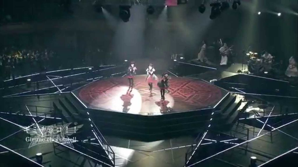 BABYMETAL reveal digest video and details of ~RED NIGHT & BLACK NIGHT APOCALYPSE~