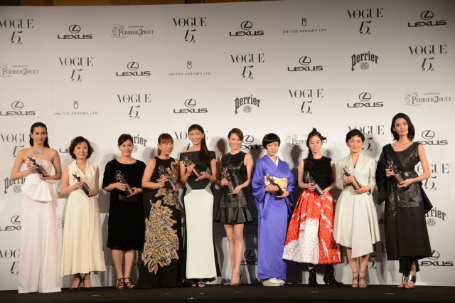 Vogue Japan Names Its Women Of The Year For 2014