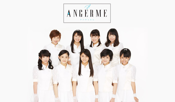 "s/mileage is now ""ANGERME"""