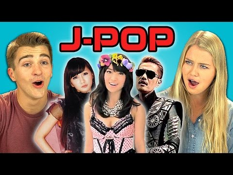 "The Fine Brothers Release ""Teens React to J-pop"""