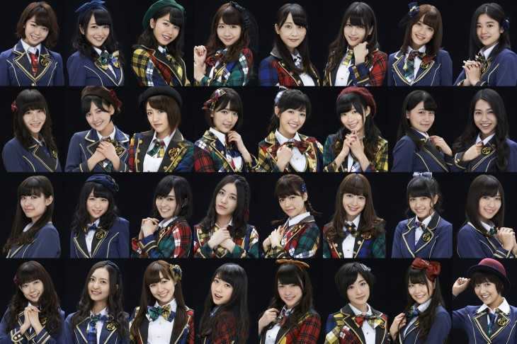 "New 48 group ""NGT48"" announced"