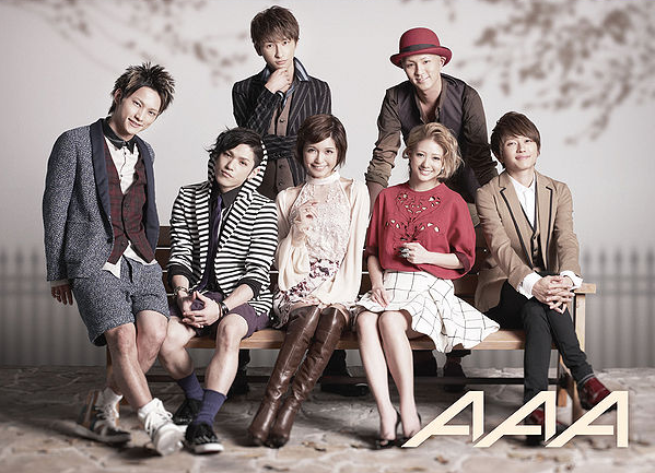 AAA to release a new single for 7 consecutive months