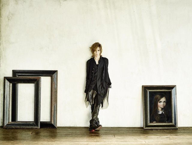 "Acid Black Cherry reveals cover and full track list for his upcoming album ""L -Eru-"""