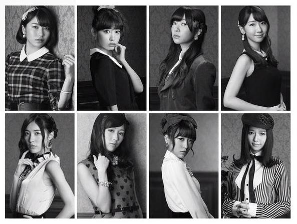 "AKB48's ""Koko ga Rhodes da, Koko de Tobe!"" album PVs and info released"