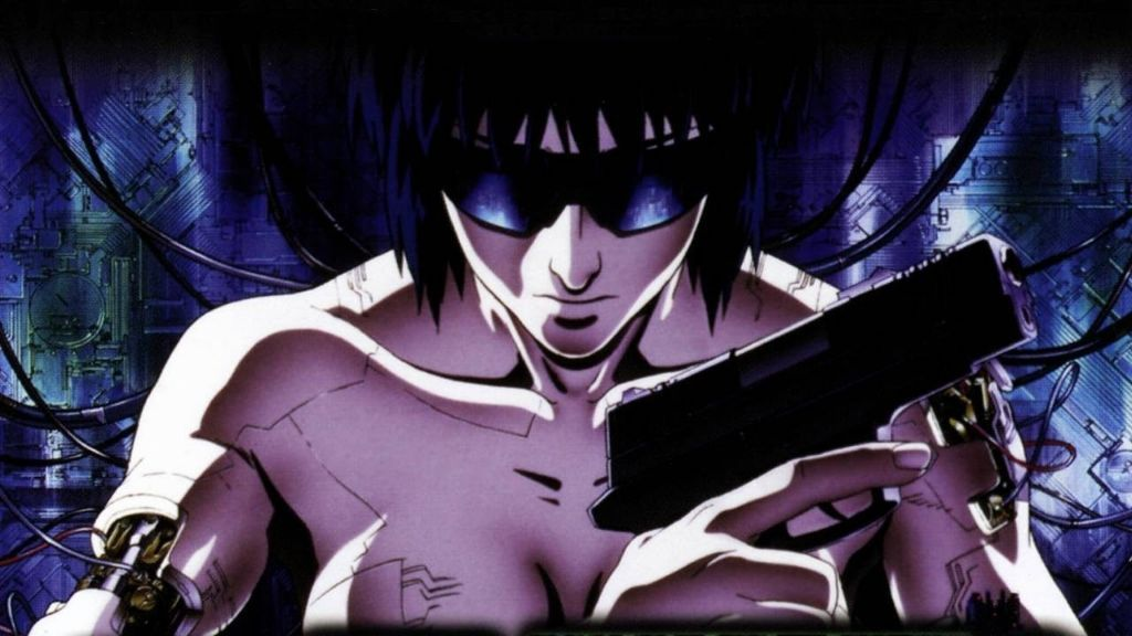Scarlett Johansson starring in live action Ghost In The Shell