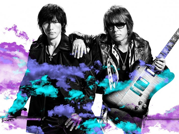 """B'z finally reveal details on their new album """"EPIC DAY"""""""