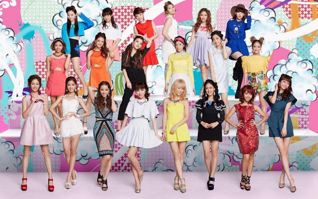 E-girls to be reduced to 20 members from 26 under new system