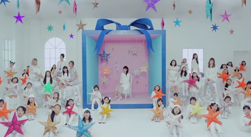 "Flower Releases PV for ""Tomorrow"", theme song of the movie ANNIE"
