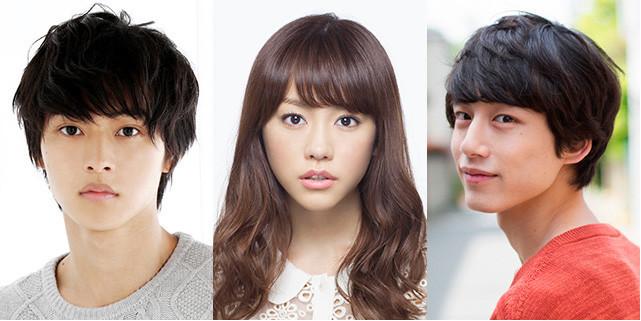 "Kiritani Mirei, Yamazaki Kento and Sakaguchi Kentaro star in ""Heroine Shikkaku"" film adaptation"