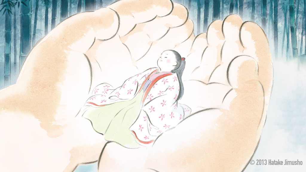 "Studio Ghibli's ""The Tale of the Princess Kaguya"" Nominated for Oscar"