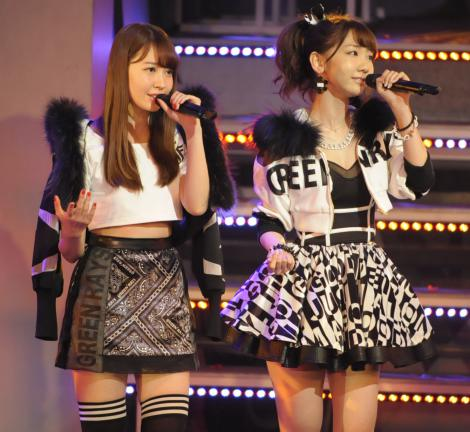 "Kojima Haruna and Kashiwagi Yuki to center AKB48's new single ""Green Flash"""