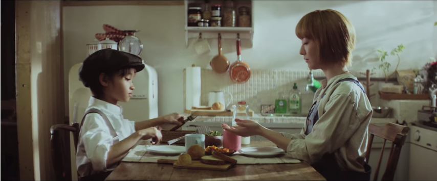moumoon Reveals heartwarming music video for 'Hello, shooting-star""