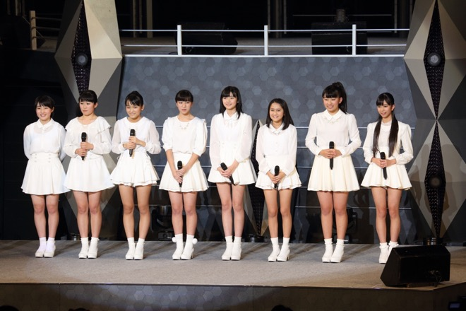 Hello! Project announces new 8-member Hello Pro Kenshuusei unit