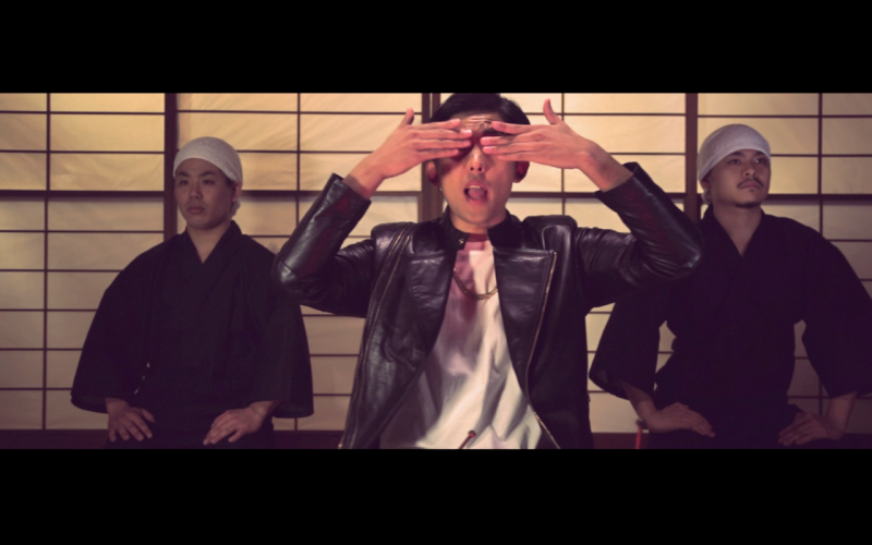 "KEN THE 390 Releases PV for ""Bangin'"""
