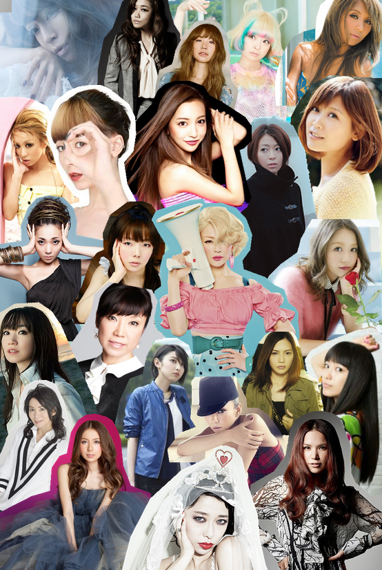 The State of the Japanese Female Soloists: Part 1