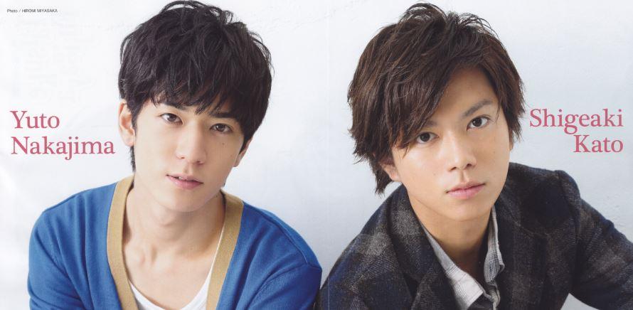 """NEWS Shigeaki Kato's """"Pink and Grey"""" novel gets movie starring Nakajima Yuto"""