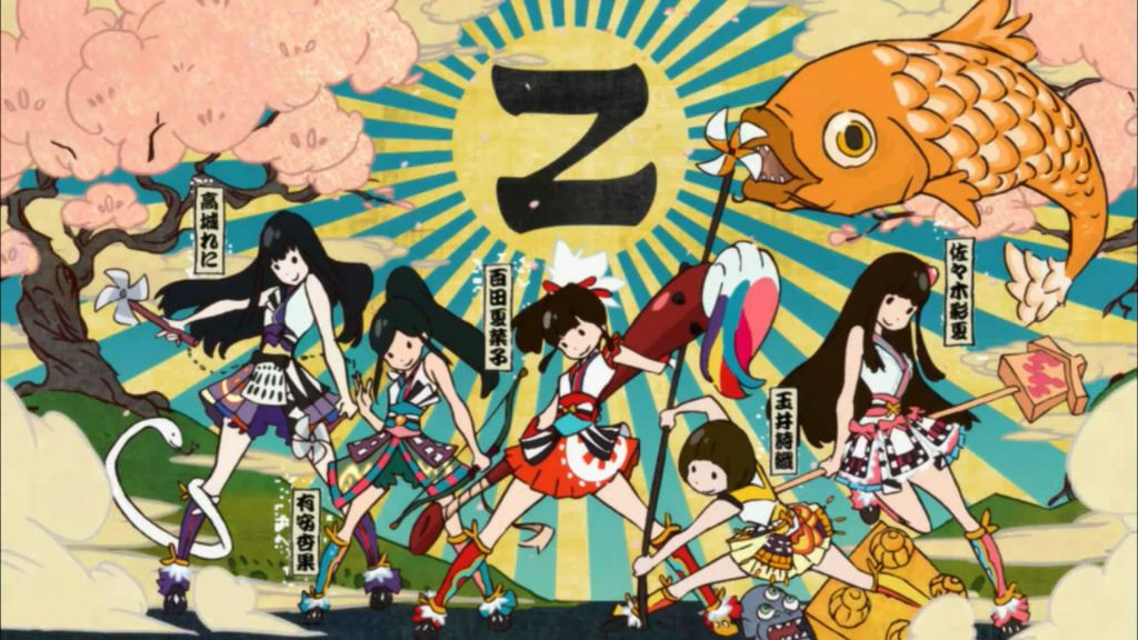 Music Video for Momoiro Clover Z vs KISS collaboration single is released