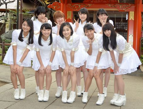 ANGERME strives to be number one in Hello! Project