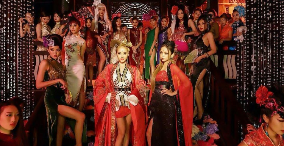 Music Video for Namie Amuro's Collaboration with Jolin Tsai Finally Released