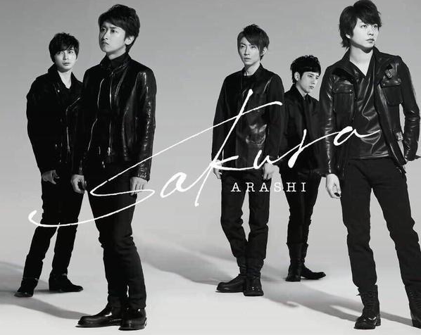 "Arashi releases ""Sakura"" preview and single details"