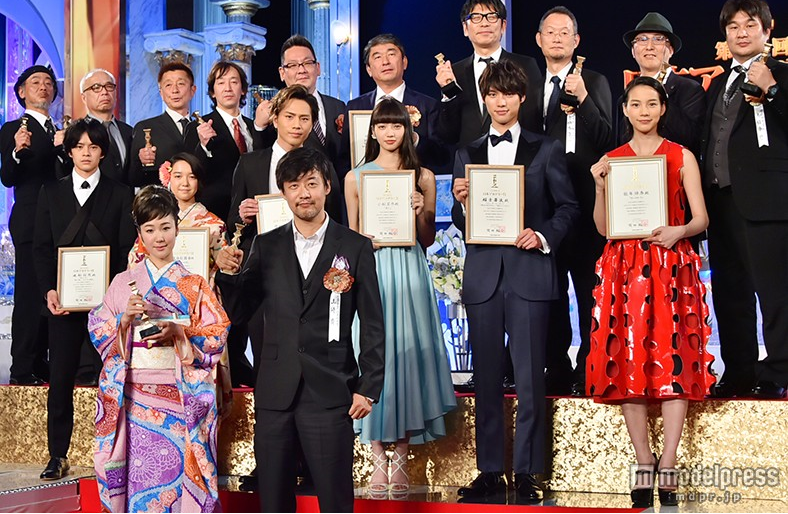 """The Eternal Zero"", Okada Junichi win big at the 38th Japan Academy Awards"