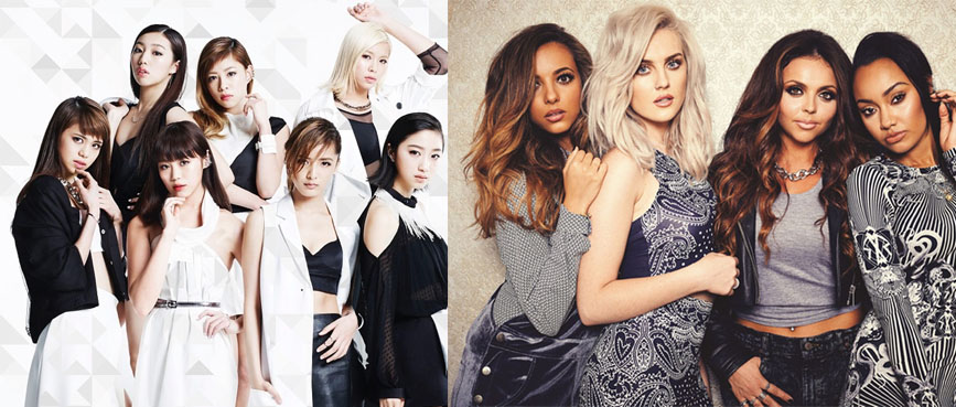 "Check out Flower's song with UK girl group Little Mix ""Dreamin' Together"""