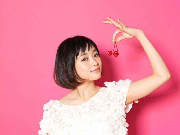 "Sakurako Ohara has completed recording her first full album ""HAPPY"""
