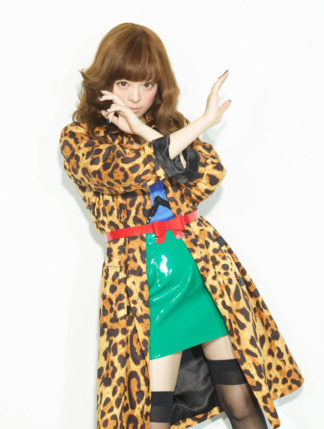 Kyary Pamyu Pamyu Releases Info on New Single