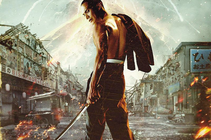 "Yakuzas and vampires in Takashi Miike's ""Yakuza Apocalypse: The Great War of the Underworld"""