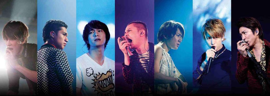 "Kanjani8 to release ""Kanjanism"" Dome Tour DVD/ Blu-ray"