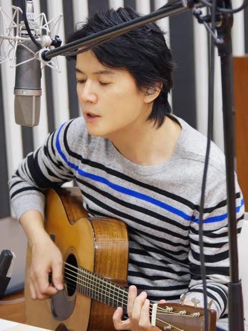 "Fukuyama Masaharu unveils details on his special cover album ""Tamashii Riku"""