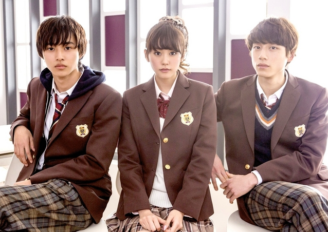 """Heroine Shikkaku"" Leads in High School Uniform for First Visual Image and Teaser Trailer"