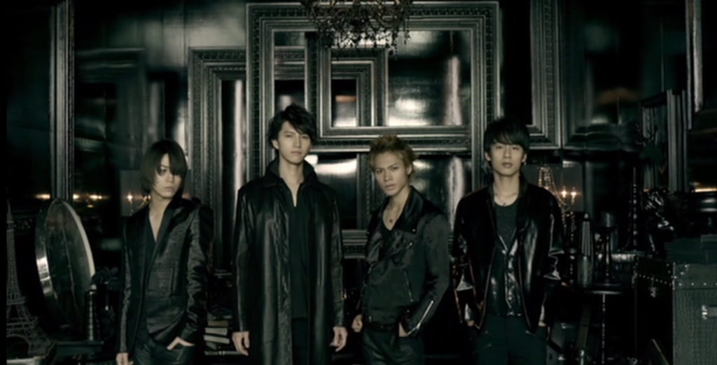 "KAT-TUN delivers passionate Latin Pop tune in ""KISS KISS KISS"" music video"