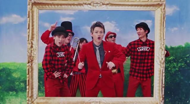 """AAA's SKY-HI gets in frames for solo single """"Kamitsure Velvet"""""""