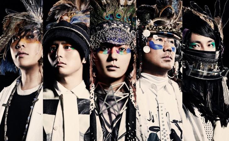 """THE TURTLES JAPAN release colorful and phantasmal PV for """"Kazabana"""""""