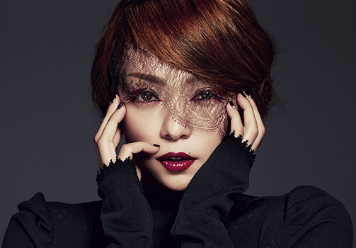 Namie Amuro Announces New Album