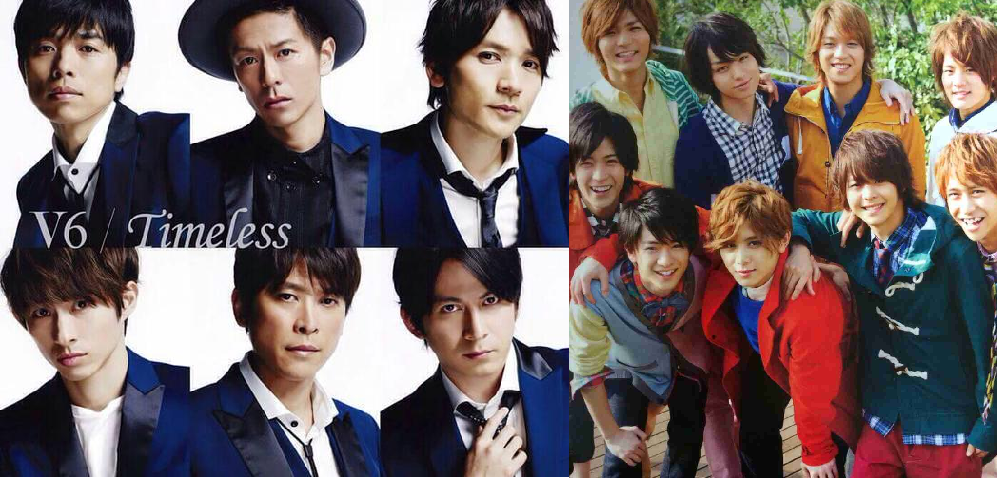 """V6 and Hey! Say! JUMP as """"24-Hour TV"""" main personalities"""
