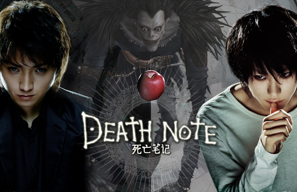 Death Note Manga Planned for Live-Action TV Drama in July