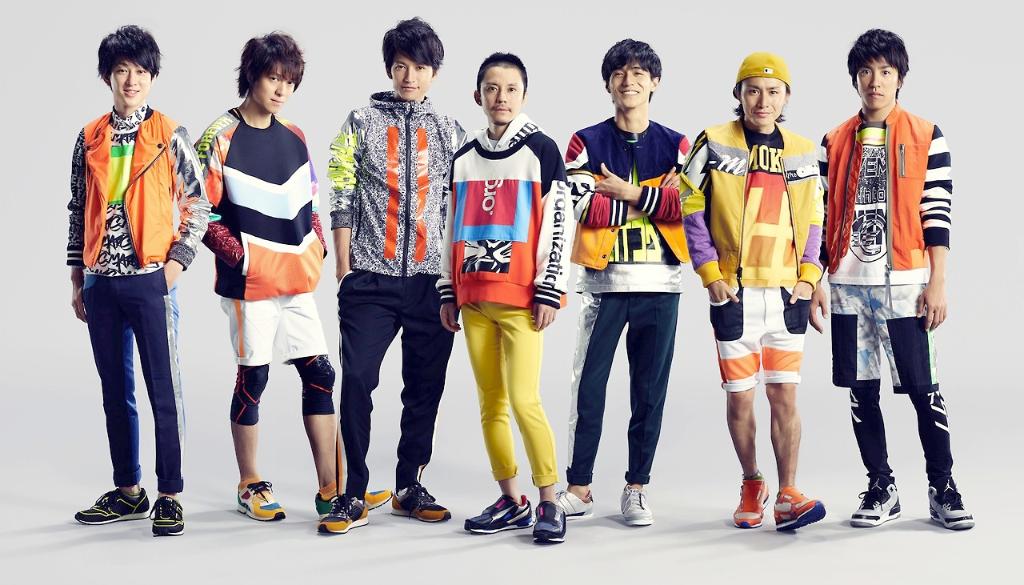 """Kanjani8 to Hold a Summer """"Recital"""" + New Single""""Tsuyoku, Tsuyoku, Tsuyoku"""""""