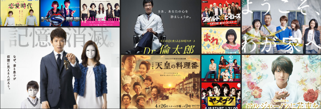 TV Drama Ratings (May 1- 8)