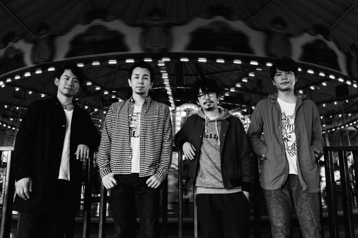 "ASIAN KUNG-FU GENERATION publish Music Videos for new songs ""Planet of the Apes"" and ""Opera Glasses"""