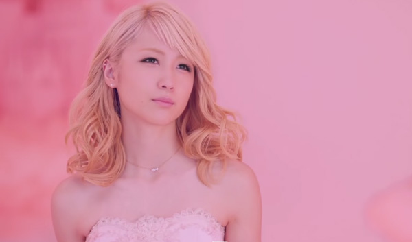 "E-girls' Ami releases PV for debut single ""Dress wo Nuida Cinderella"""