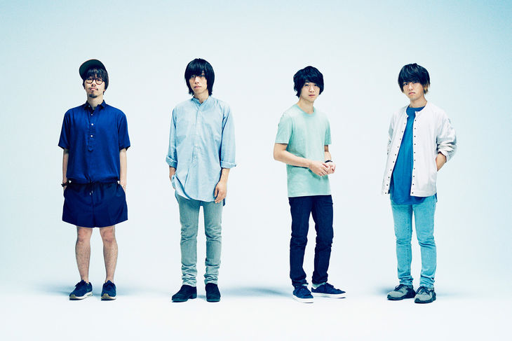 androp to Release Self-Titled Studio Album in August